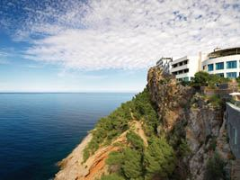 Jumeirah Port Soller Hotel Spa - Cliffside location 4