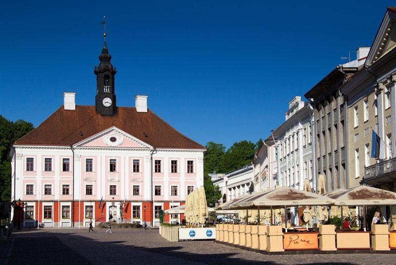 estniska städer
