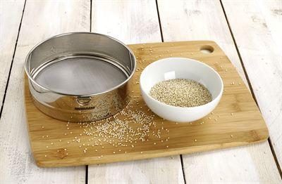 so lecker und vielseitig wir lieben quinoa fackelmann gmbh co kg. Black Bedroom Furniture Sets. Home Design Ideas
