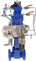 Xylem - Electro-Hydraulic Stepping Actuator