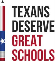 Texans Deserve Great Schools Logo
