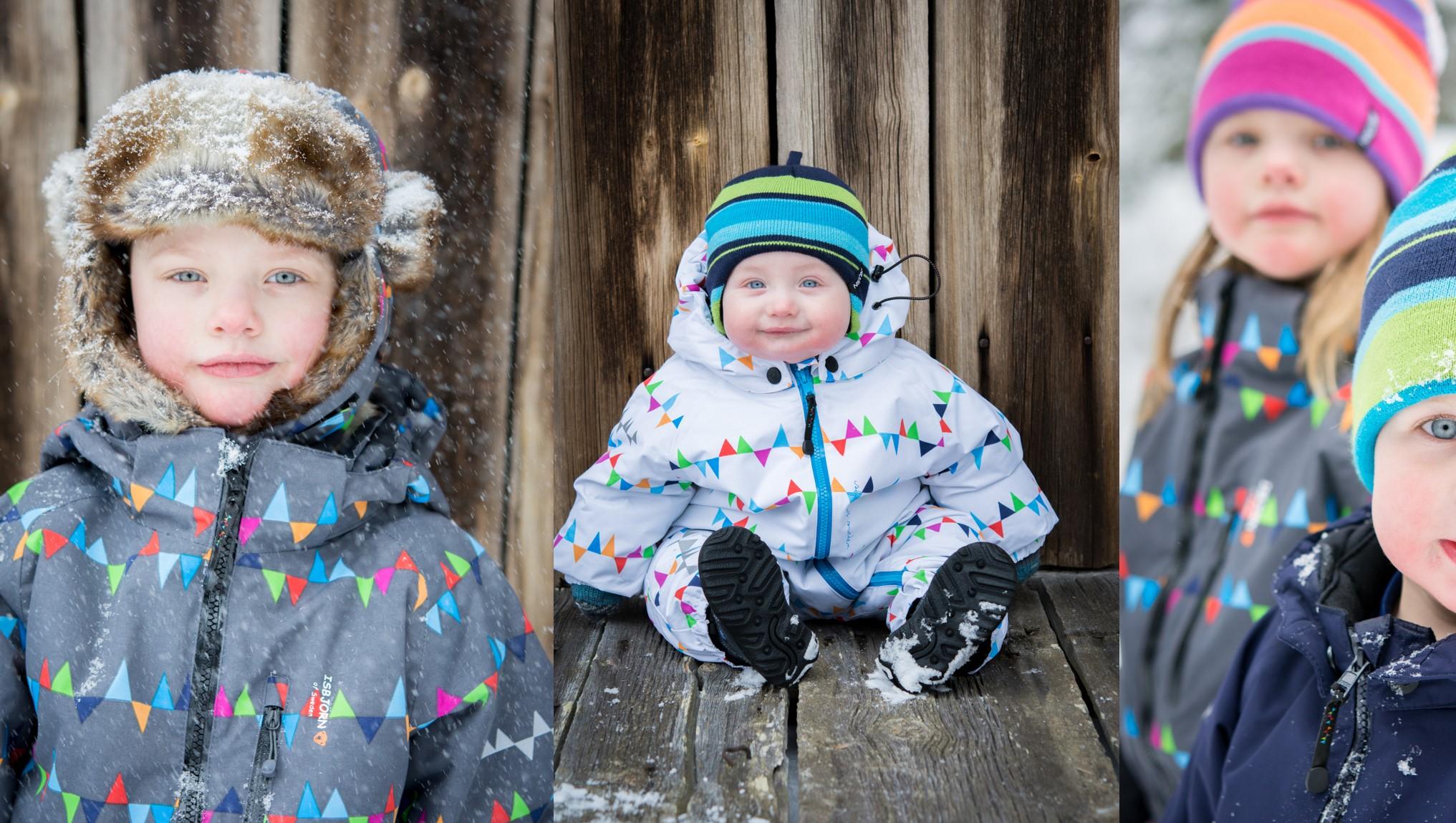 Vinterdressen – dette viktige uteplagg som holder barna våre varme og i  riktig temperatur i en lang vintersesong med mange vasker 6b3fb188b53be