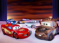 Lightning 20McQueen 20Mater 20Sally 20Flo 20and 20Ramone