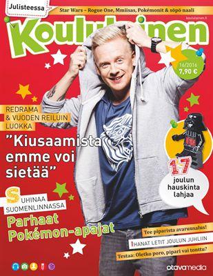 Koululainen-lehti - Otavamedia Oy