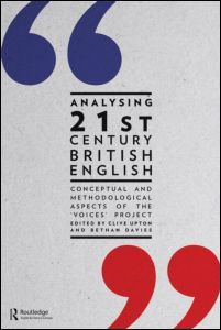 Analysing 21st Century British English