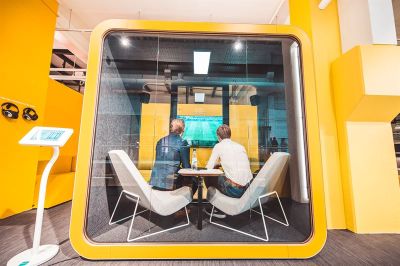 The Importance Of Quiet Spaces Is Growing Dramatically All Over The World,  As Open Plan Offices Have Become The Norm. The Finnish Company Framery  Updated ...