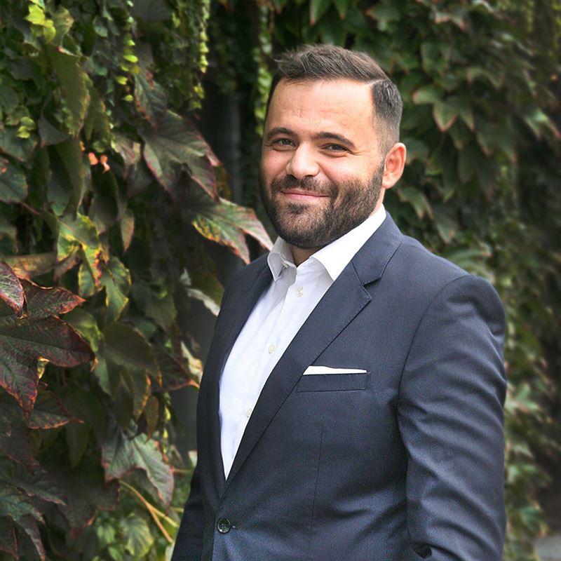 Vr nya Chief Sales Officer Gramoz Krasniqi