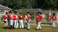 East Norfolk Militia at Hoveton Hall Gardens