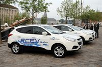 Hyundai Provides Fuel Cell ix35 to Municipality of Copenhagen 2