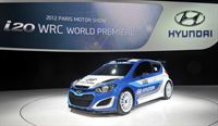Hyundai ready for WRC return - i20