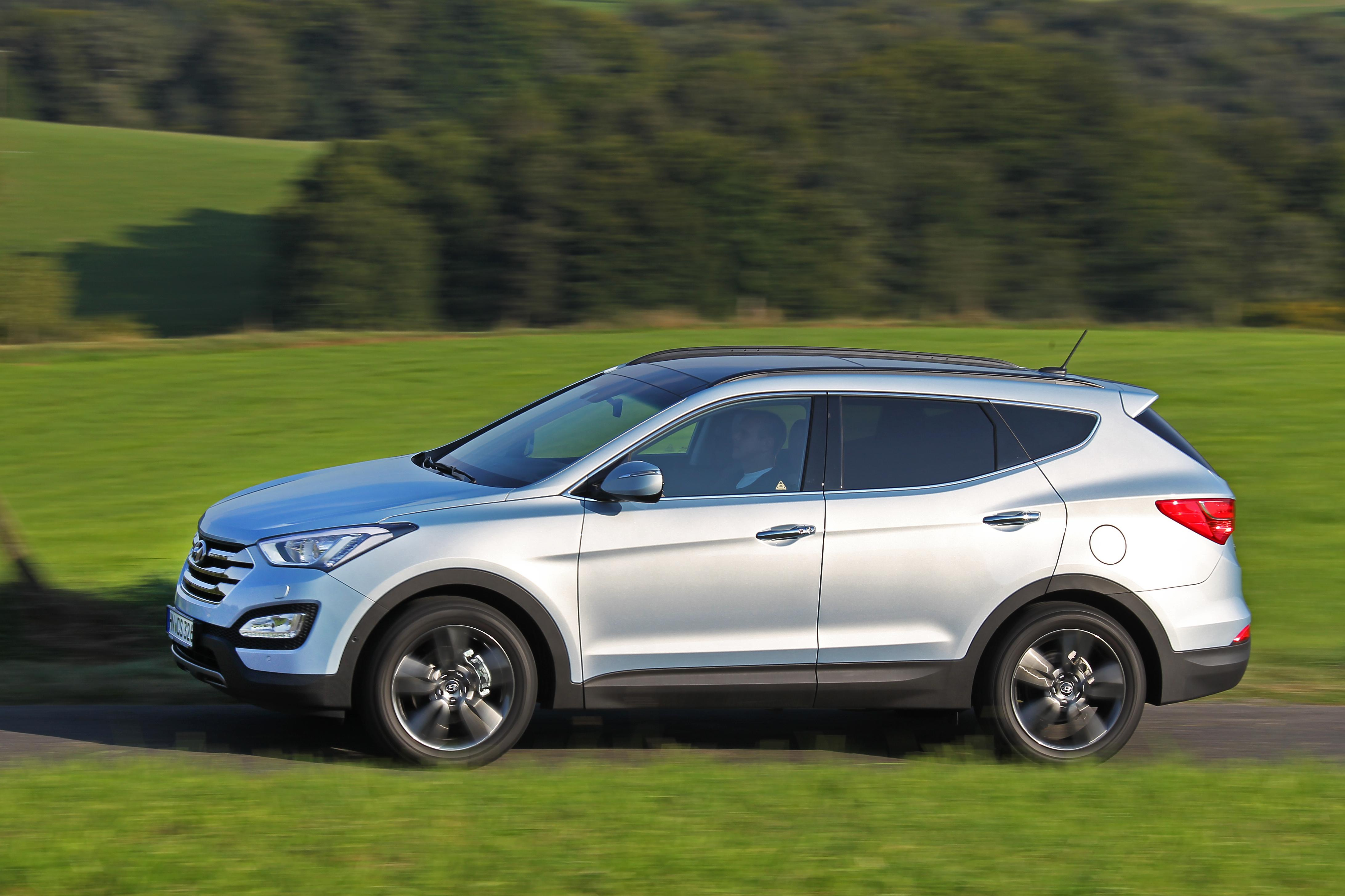 New Generation Santa Fe 1re Hyundai Motor Company