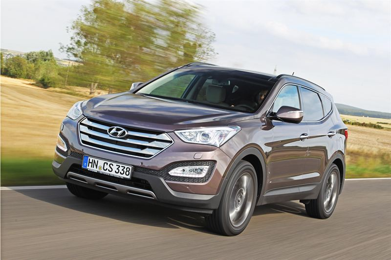 New Generation Santa Fe 10re Hyundai Motor Company