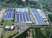 130508 Photovoltaic plant at Asan