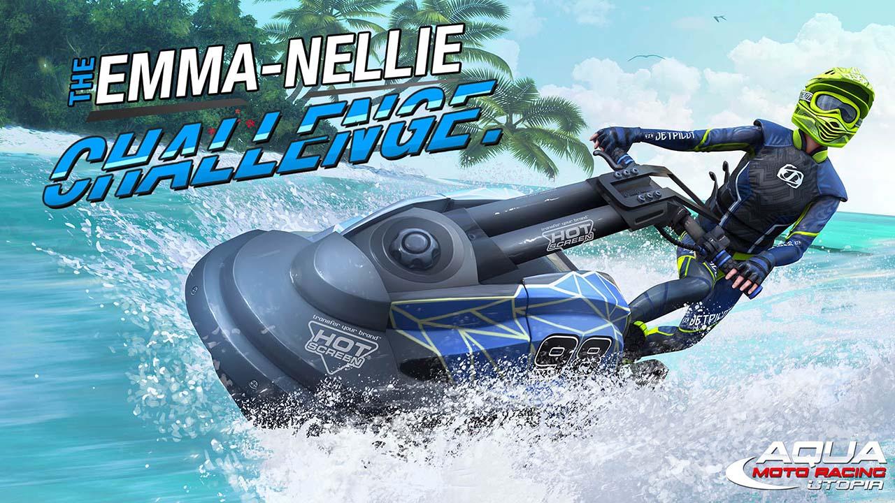 Zordix AB (publ) släpper världsmästar-expansion idag för Aqua Moto Racing Utopia