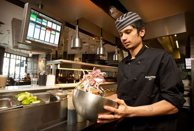 Dishoom Mixing 21st Century Restaurant Automation With