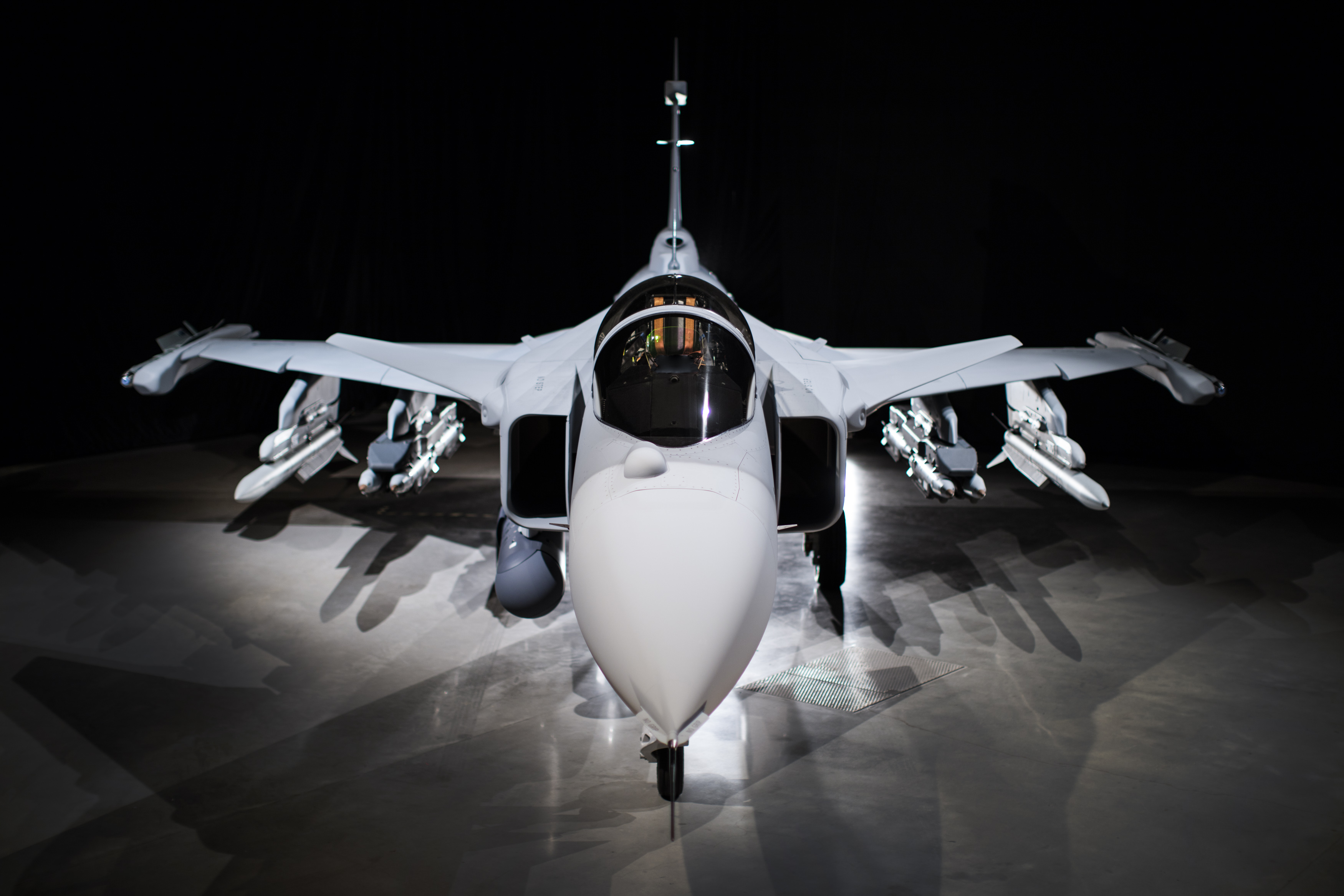 Image result for Saab Gripen E:- A Smart Multirole Fighter Plane