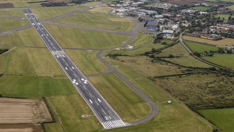 Breakit - Saab tecknar kontrakt om digital flygtrafikledning till Cranfield Airport