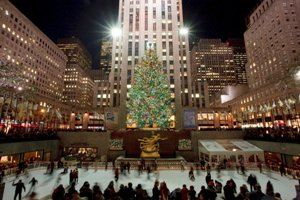 Skate For Free In NYC This Christmas - The Hotel At Times Square