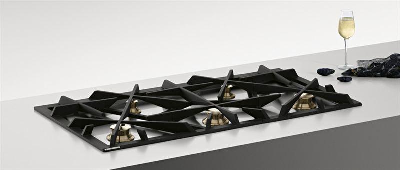 Electrolux grand cuisine piano cottura a gas for Piano di abbozzo domestico