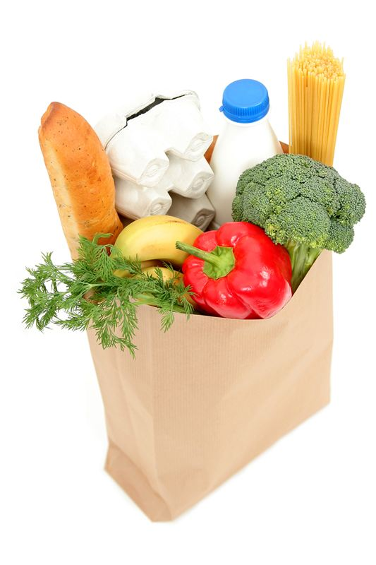 Matvaror på nätet