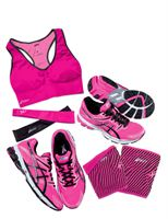 ASICS Breast Awareness Cancer Product