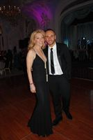 Mark Heyes and Aliza Reger at the Contour Ball for Retail Trust and FTCT 24 May
