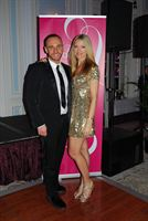 Mark Heyes and Caprice at the Contour Ball for Retail Trust and FTCT 24 May