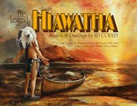 Book Cover - The Legend of Hiawatha by Ed Copley