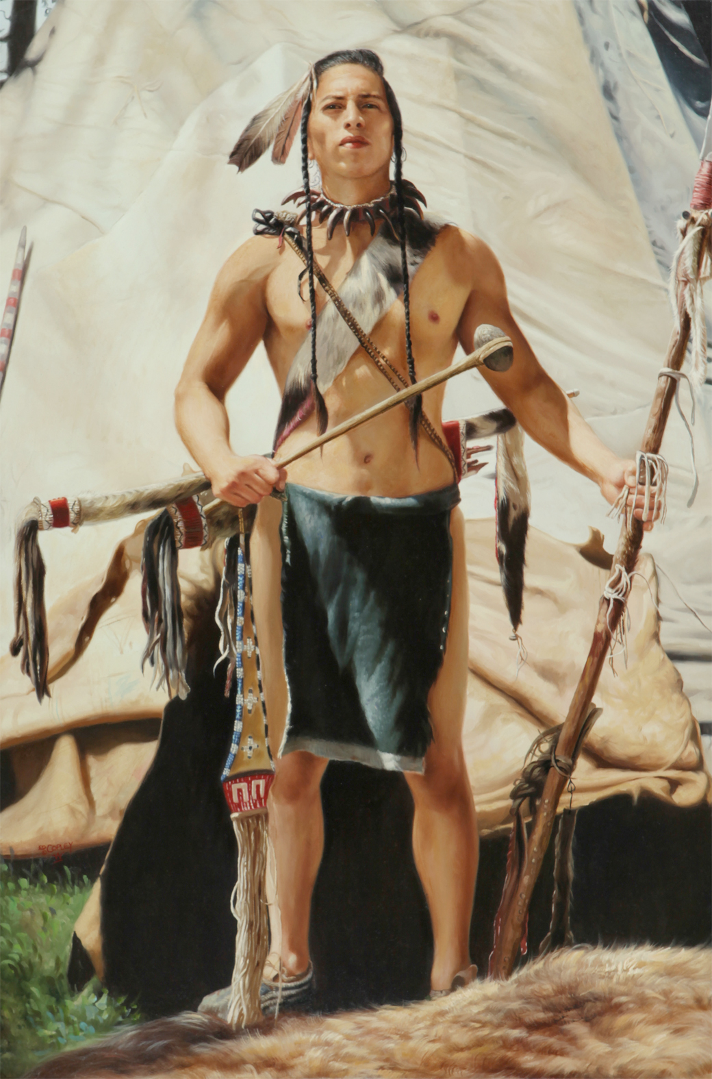 Секс с индейцами