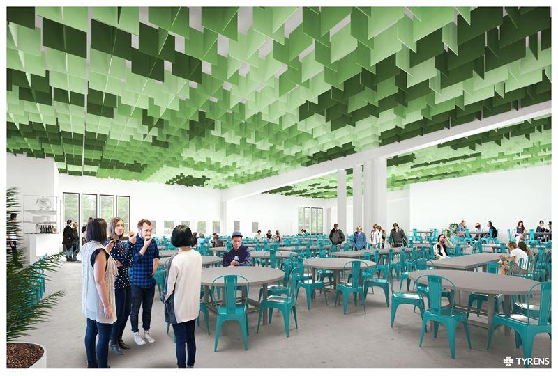Skolan som vill vara framtidens gymnasium
