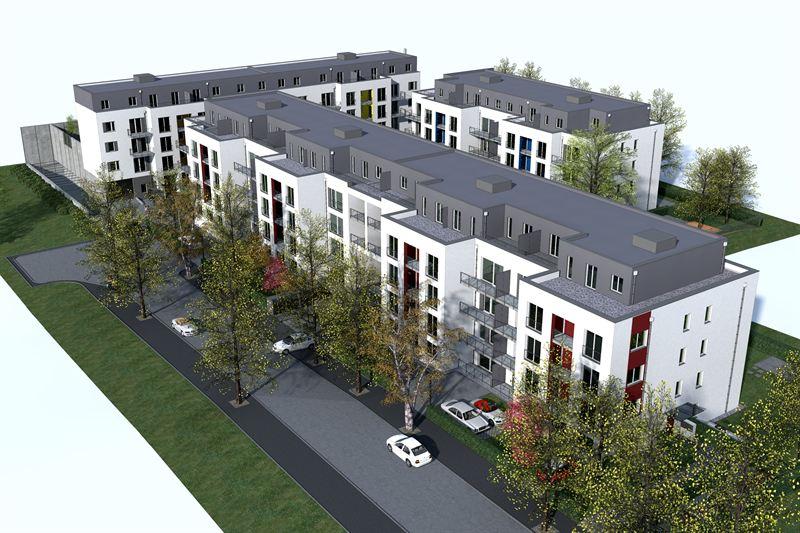 Ncc S Ljer Bostadsprojekt I D Sseldorf F R 189 Msek Ncc