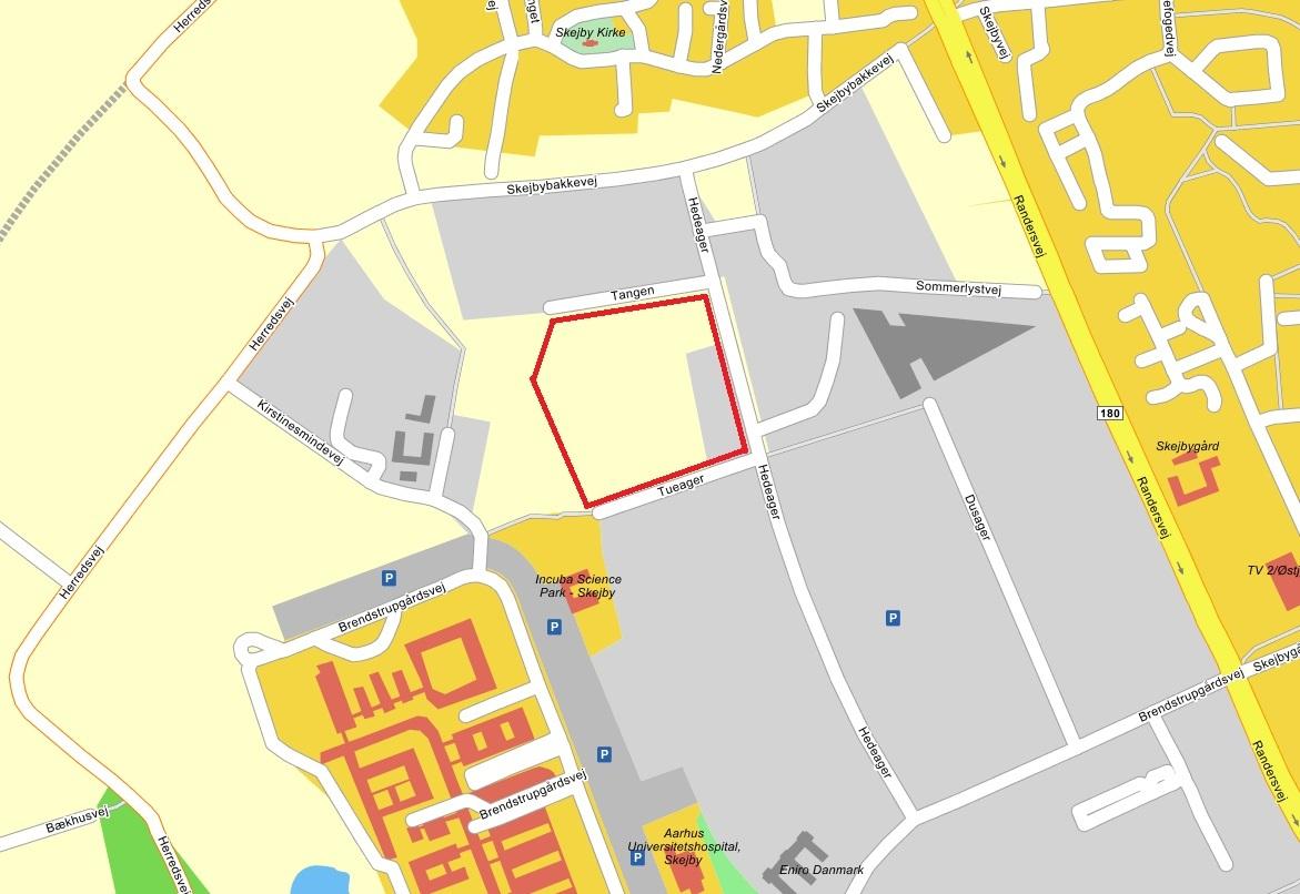 flintholm kirke kort