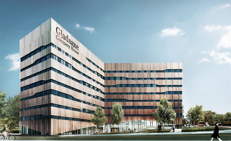 Gladsaxe Company House 2
