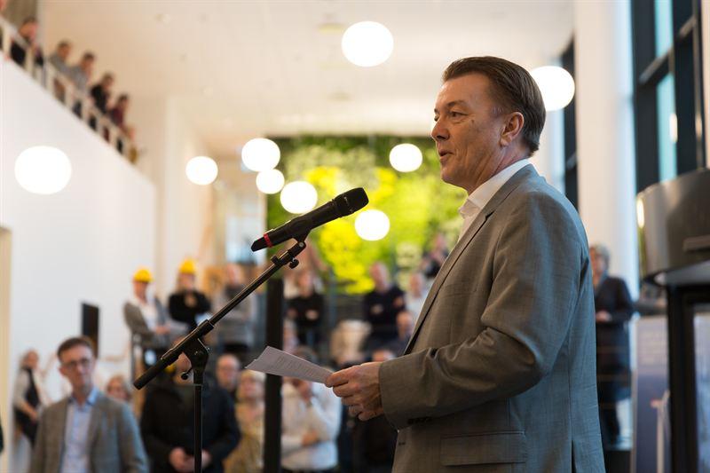 NCC årsregnskab indflytning i GCH Foto Jonathan Grevsen 2
