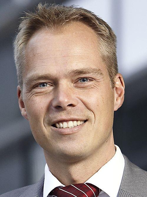 Torben Modvig, ny sjef for NCC Bolig i Norge og Danmark. Foto: Torben Nielsen