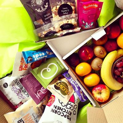 the goodness project launches healthy snack and fruit delivery