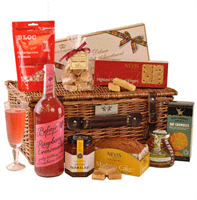 scottish nibbles hamper