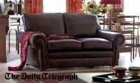 Gloucester 2 Seater Aniline Leather Sofa