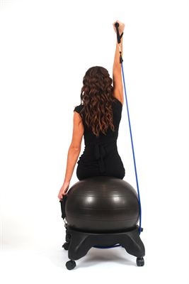 New Range Of Fitness Equipment Designed For Use In The Office Launches
