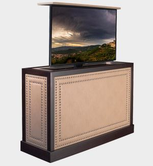 pop-up furniture makers cabinet tronix unveil new traditional