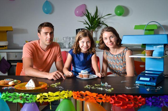 Candy impresora 3D de postres