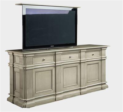 Plan Ahead for New Year Renovations with Hidden TV Lift Cabinets ...