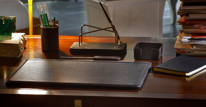 Artisan Leather Designers Maruse Adds To Handcrafted Office Accessories  Range