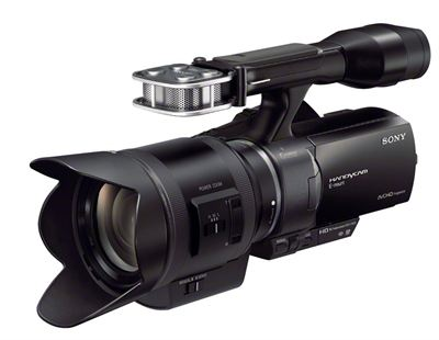 SONY INTRODUCES WORLD\'S FIRST 35MM FULL-FRAME HANDYCAM® CAMCORDER ...