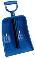 Telescopic Snow Shovel Blue