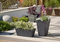Stewart Garden Piazza decorative planter