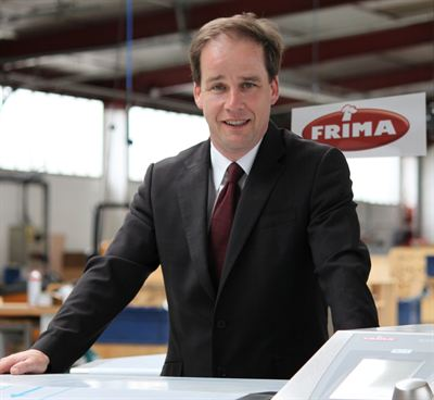 Graham Kille of FRIMA UK