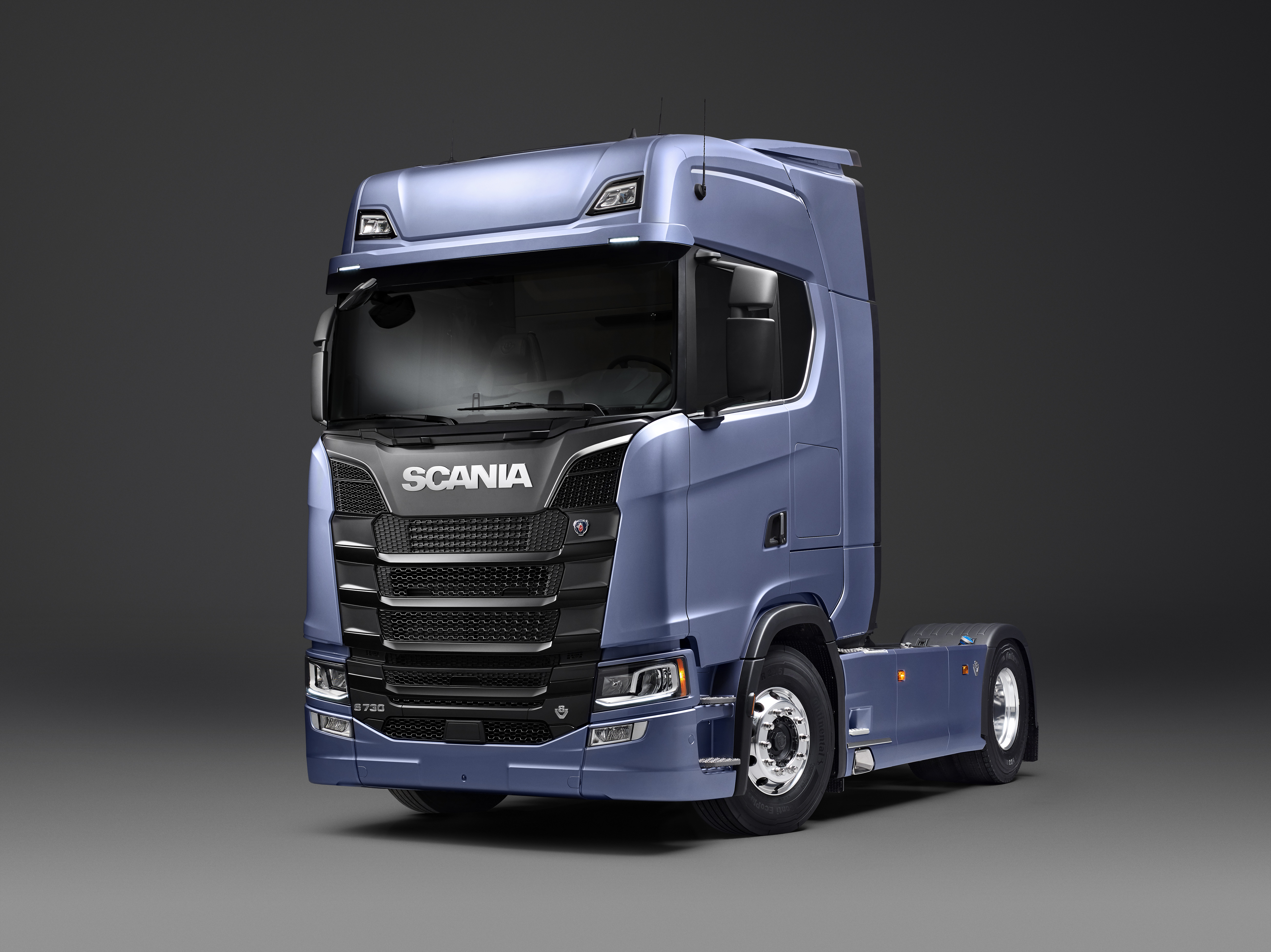 The New Scania Truck Generation