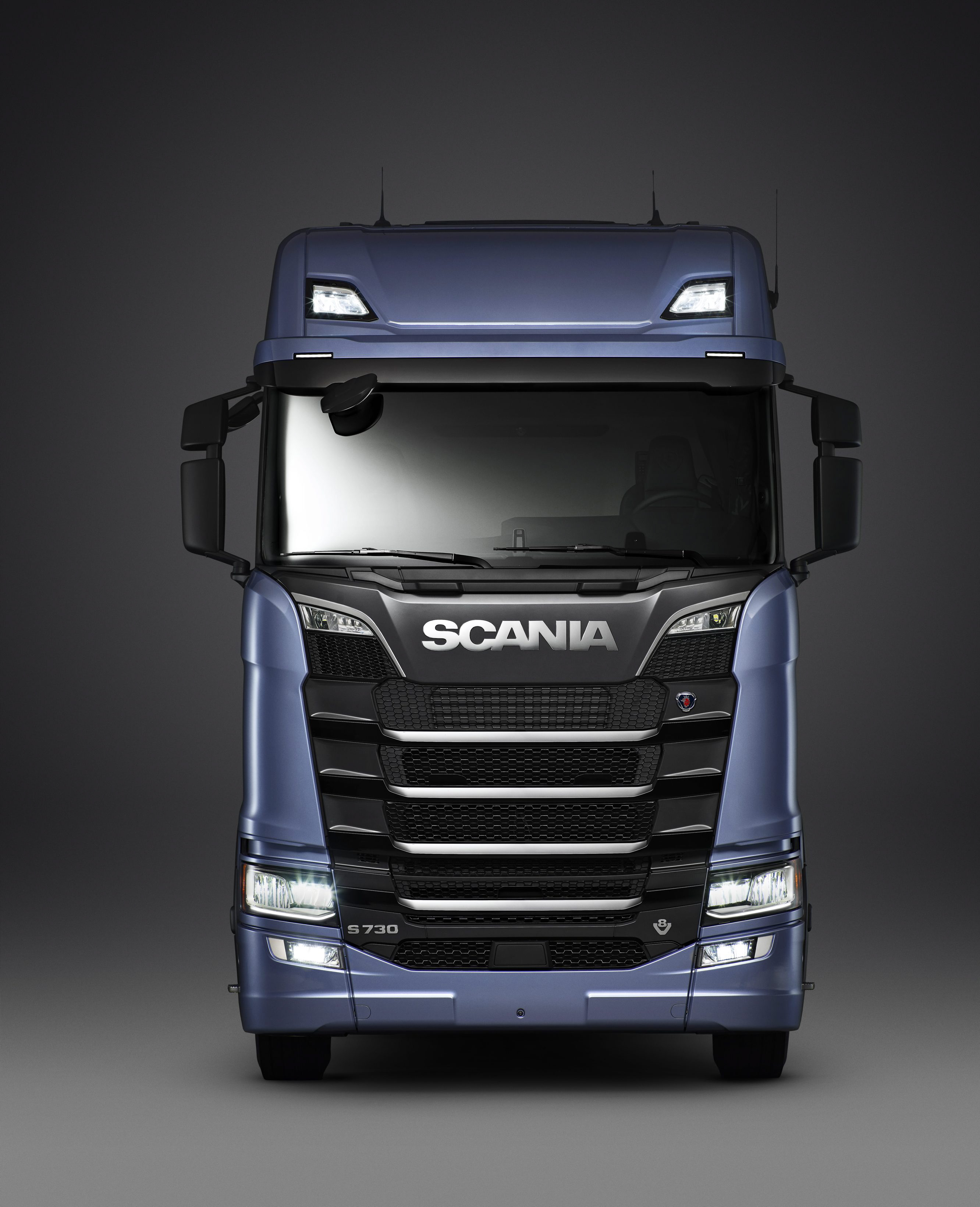 scania s new truck generation honoured the s series elected international truck of the year. Black Bedroom Furniture Sets. Home Design Ideas