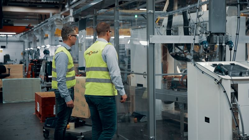 Scania Growth Capital invests in Swedish automation company 1